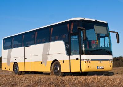 busside tellimine - 49 kohaline buss